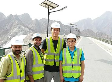 Hatta Dam Municipal Project