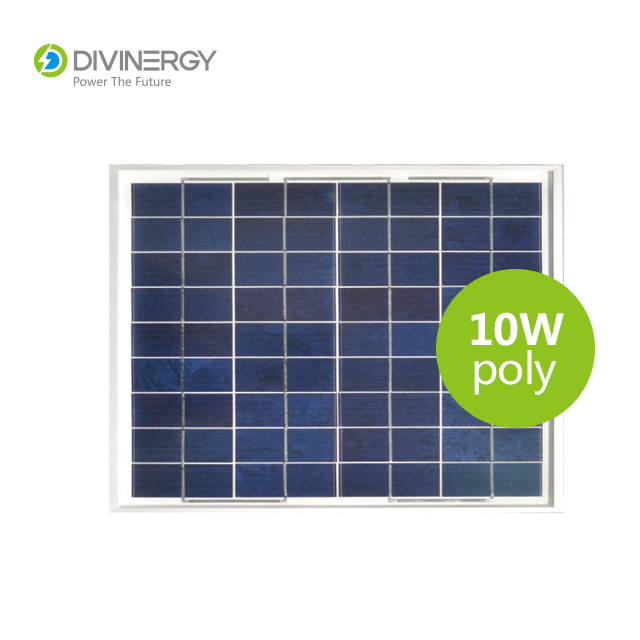 2017 Hot selling 10W poly solar panel