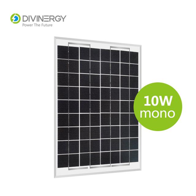 2017 Hot selling 10W mono solar panel
