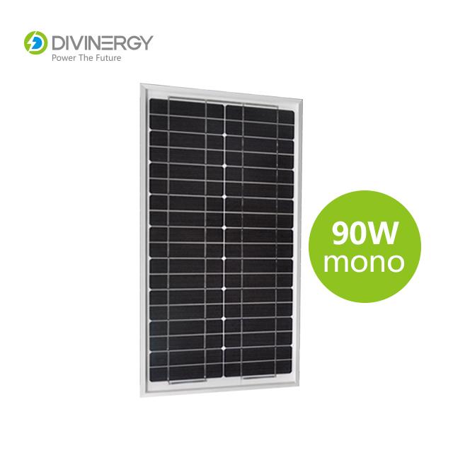 High quality PV 90W mono solar panel